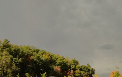 Here Comes the Rain in Cherokee
