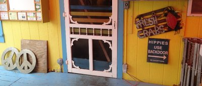 Hippies Use Backdoor