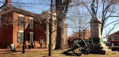 Historic Charlottesville Courthouse