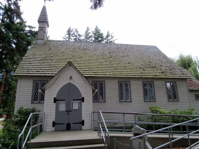 Historic Christ Church in Hope
