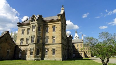 Historic Lunatic Asylum