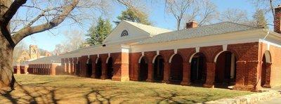 Historic U VA Dormitory-001