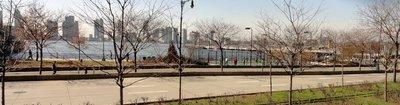 Hudson or East River