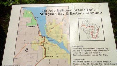 Ice Age Trail Info