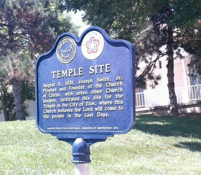 Independence Temple Site