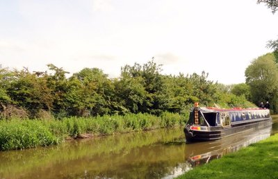 Katie Gets to Shardlow
