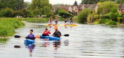 Kayaks and Boat Bikes