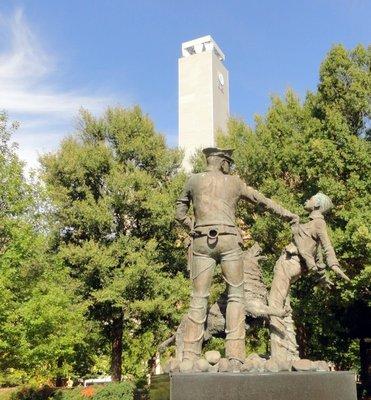 Kelly Ingram Park Sculpture 2