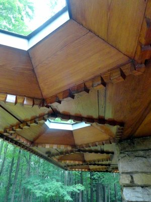 Kentuck Knob Eaves