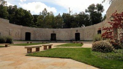 Lincoln Boyhood Home Memorial