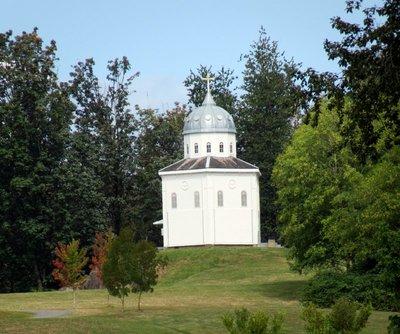 Little Shrine on the Hilltop