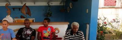 Local Entrepreneurs on Granma Island 1257x414