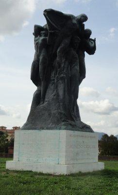 Lucca Public Art