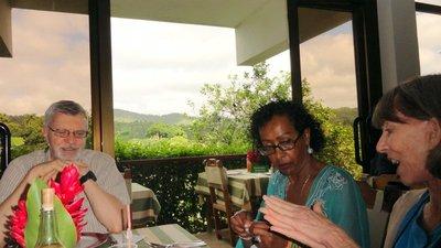 Lunch at Las Terazas