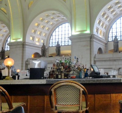 Lunchcounter in Union Station