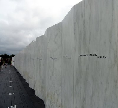 Marble Wall of Names
