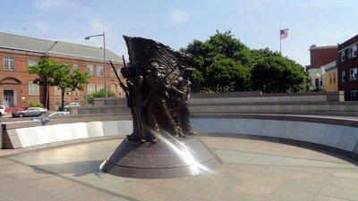Memorial to Black Civil War Soldiers
