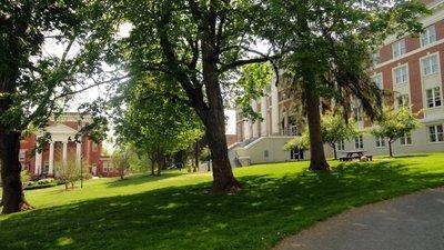 Modern Tech College Historic School