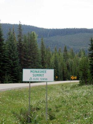 Monashee Summit