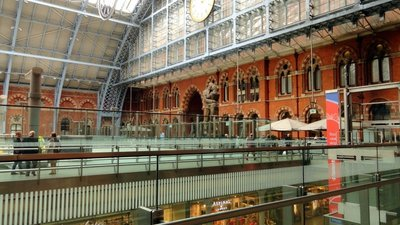 More of St Pancras