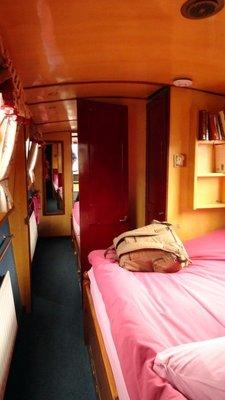 My 7' X 7' Cabin