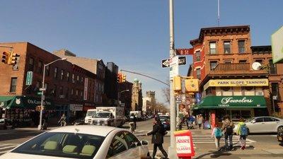 My Brooklyn Shopping Area