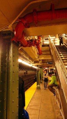 My Brooklyn Trainstop