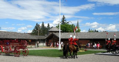 NWMP First Location