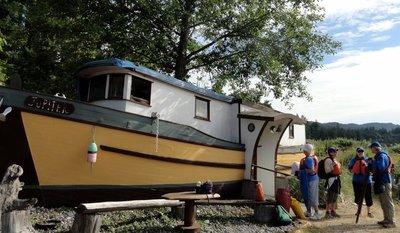 Office of the Sooke Long Boat Club