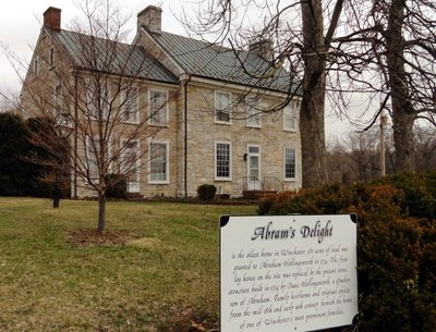 Oldest Home in Winchester