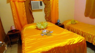 Orange Room en Hostal Conchita