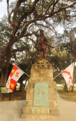 Ponce de Leon NOT Che