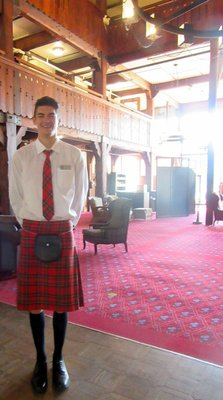 Prince of Wales Bellhop