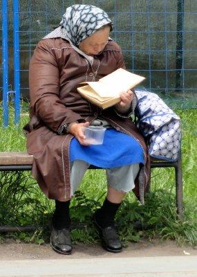 Reading Beggar