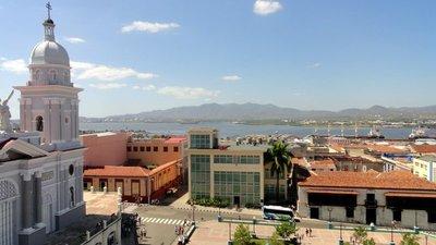 Refurbished Santiago de Cuba