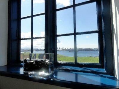 Reyjkavik Through the Window