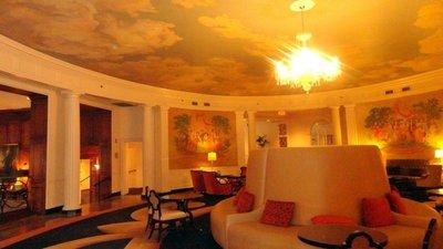 Roanoke Hotel Lobby