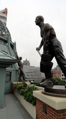 Rooftop Sculpture Garden 2