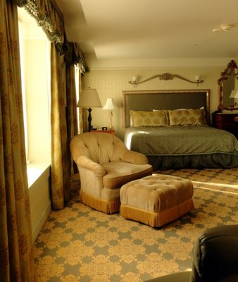 Room at West Baden Springs Hotel