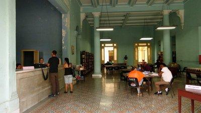 Santa Clara Biblioteque