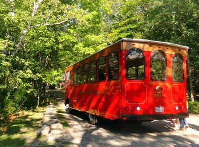 Scenic Trolley