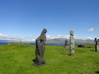 Sculputre Museum on the Sea