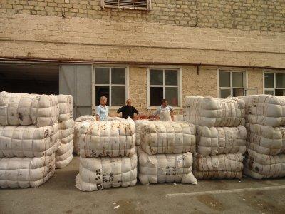 Sheki Cotton Bales