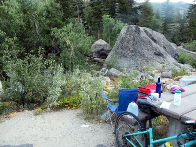 Sinks Canyon Campground