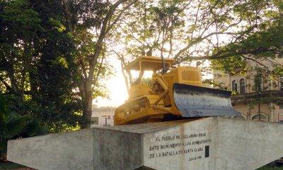 The Bulldozer That Won the Revolucion