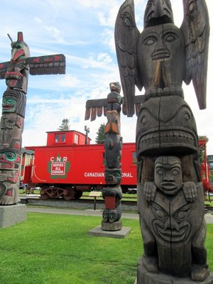 Totems and Rail History