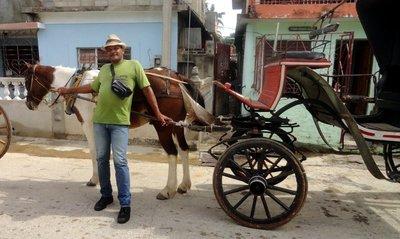 Tourist Carriage in Bayamo