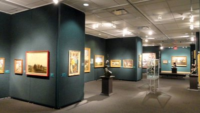 Typical Grohmann Gallery
