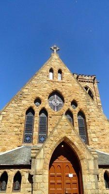 U VA Chapel