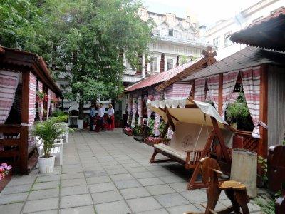 Ukraine Restaurant in Moscow-001